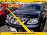 2004 Brilliant Black Crystal Pearl Chrysler Pacifica AWD #55537262
