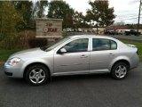 2007 Ultra Silver Metallic Chevrolet Cobalt LT Sedan #55537249