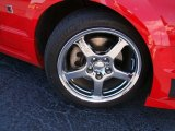 2006 Ford Mustang ROUSH Stage 1 Coupe Wheel