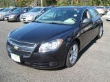 2012 Black Granite Metallic Chevrolet Malibu LS #55536915