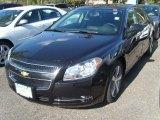 2012 Black Granite Metallic Chevrolet Malibu LT #55536905