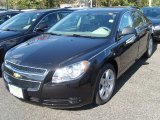 2012 Black Granite Metallic Chevrolet Malibu LS #55536898