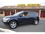 2004 Midnight Blue Pearl Nissan Murano SL AWD #55537515