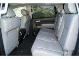 2012 Toyota Tundra Limited CrewMax 4x4 Graphite Interior