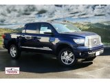 2012 Nautical Blue Metallic Toyota Tundra Limited CrewMax 4x4 #55536883