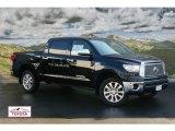 2012 Black Toyota Tundra Platinum CrewMax 4x4 #55536882