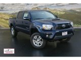 2012 Nautical Blue Metallic Toyota Tacoma V6 TRD Sport Double Cab 4x4 #55536879