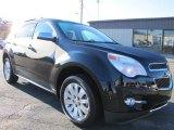 2010 Black Chevrolet Equinox LT #55537234