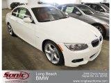 2012 Alpine White BMW 3 Series 335i Convertible #55537221