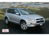 2011 Classic Silver Metallic Toyota RAV4 V6 Limited 4WD #55536865