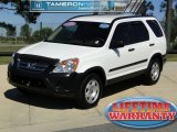 2006 Taffeta White Honda CR-V LX #55537500