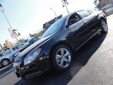 2012 Black Granite Metallic Chevrolet Malibu LT #55537183