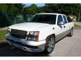 2004 Summit White Chevrolet Silverado 1500 LS Extended Cab #55537161