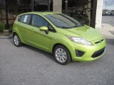 2012 Ford Fiesta SE Hatchback Data, Info and Specs