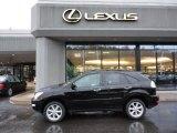 2009 Obsidian Black Lexus RX 350 AWD #55537413