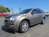 2010 Chevrolet Equinox Mocha Steel Metallic