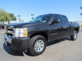 2009 Chevrolet Silverado 1500 LS Extended Cab Data, Info and Specs