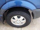 Dodge Sprinter Van 2007 Wheels and Tires