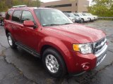 2012 Ford Escape Toreador Red Metallic