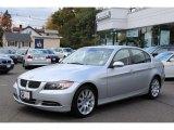2008 Titanium Silver Metallic BMW 3 Series 335xi Sedan #55592950