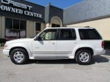 2001 White Pearl Tri-Coat Ford Explorer Limited #55593085
