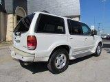 2001 Ford Explorer White Pearl Tri-Coat