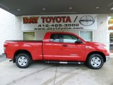 2007 Radiant Red Toyota Tundra SR5 Double Cab 4x4 #55592949