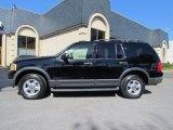 2003 Black Ford Explorer XLT #55593082