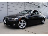 2008 Black Sapphire Metallic BMW 3 Series 328xi Coupe #55592935