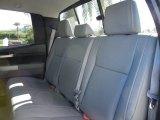 2008 Toyota Tundra Limited Double Cab Graphite Gray Interior