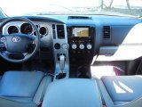 2008 Toyota Tundra Limited Double Cab Dashboard