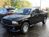 2004 Black Dodge Dakota Stampede Club Cab #55593194