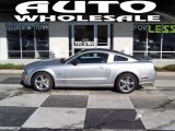 2009 Brilliant Silver Metallic Ford Mustang GT Premium Coupe #55593058
