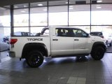 2012 Super White Toyota Tundra T-Force 2.0 Limited Edition CrewMax 4x4 #55593042