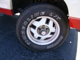 Ford Bronco II Wheels and Tires