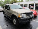 2003 Harvest Gold Metallic Ford Explorer XLS 4x4 #55592885