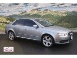 2008 Quartz Grey Metallic Audi A4 3.2 Sedan #55592854