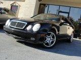 2002 Mercedes-Benz CLK 320 Coupe