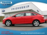 2012 Race Red Ford Focus SE Sport Sedan #55592956