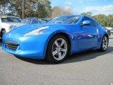 2009 Monterey Blue Nissan 370Z Coupe #55618544