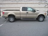 2011 Pale Adobe Metallic Ford F150 XLT SuperCab 4x4 #55622224