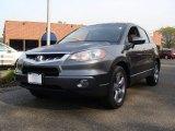 2008 Polished Metal Metallic Acura RDX Technology #55622406