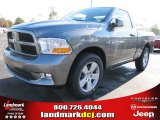 2012 Mineral Gray Metallic Dodge Ram 1500 Express Regular Cab #55622020