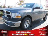 2012 Mineral Gray Metallic Dodge Ram 1500 ST Quad Cab #55622016