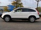 2009 Taffeta White Honda CR-V EX-L 4WD #55622365