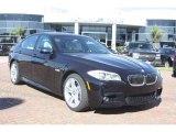 2012 BMW 5 Series 535i Sedan