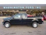 2011 Ebony Black Ford F150 XL SuperCab #55622108