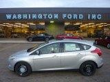 2012 Ingot Silver Metallic Ford Focus SE 5-Door #55622095