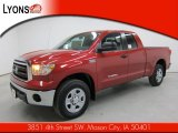 2012 Barcelona Red Metallic Toyota Tundra Double Cab 4x4 #55621580