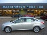 2012 Ingot Silver Metallic Ford Focus SEL Sedan #55622094